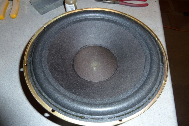 bose 501. step 2: replacing the surrounds bose 501